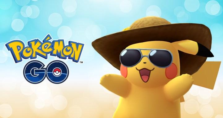 Celebrate Pokémon GO's Second Anniversary with Pikachu!