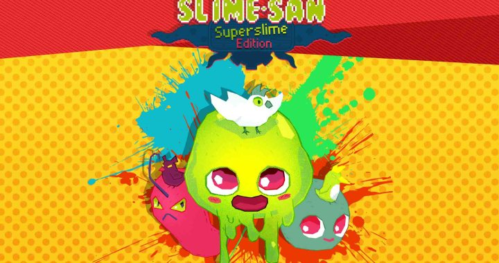 Slime-san: Superslime Edition
