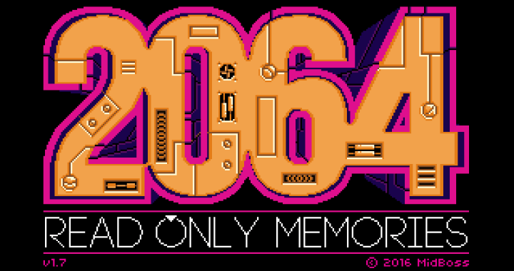 2064: Read Only Memories Integral screenshot