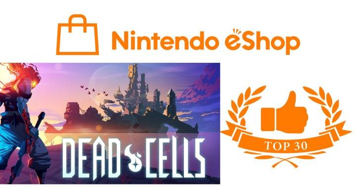 Nintendo eShop Charts – August 15th, 2018
