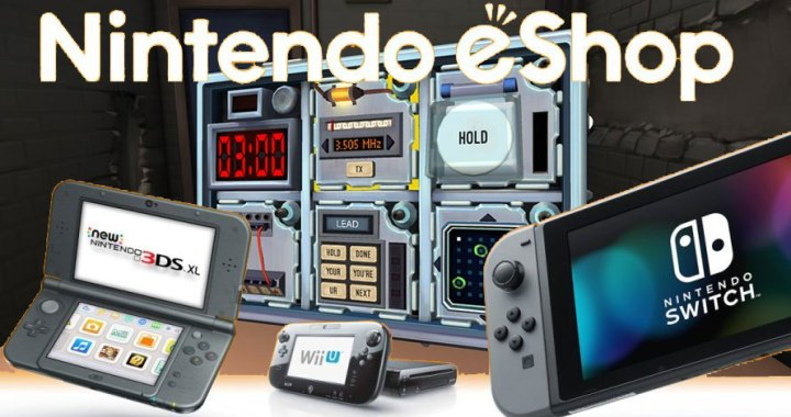 Nintendo Download, Aug. 16, 2018: Cut the Red Wire … No, Wait, the Blue One!