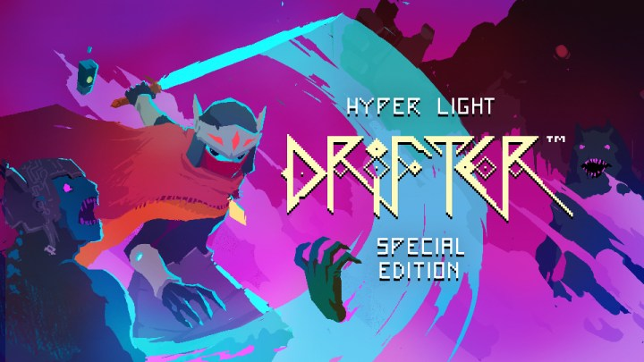 Hyper Light Drifter – Special Edition