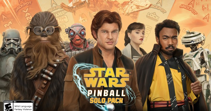 Star Wars™ Pinball: Solo Pack