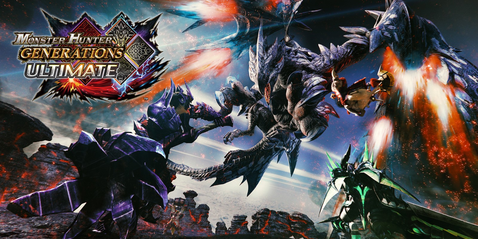 Nintendo Download Aug 23 2018 It S Monster Hunting Time