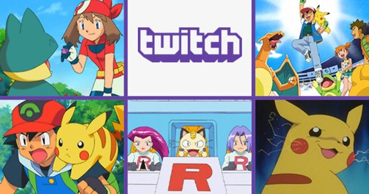 Pokémon animation marathon on Twitch.tv