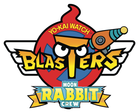 free Moon Rabbit Crew update for both of the YO-KAI WATCH BLASTERS games