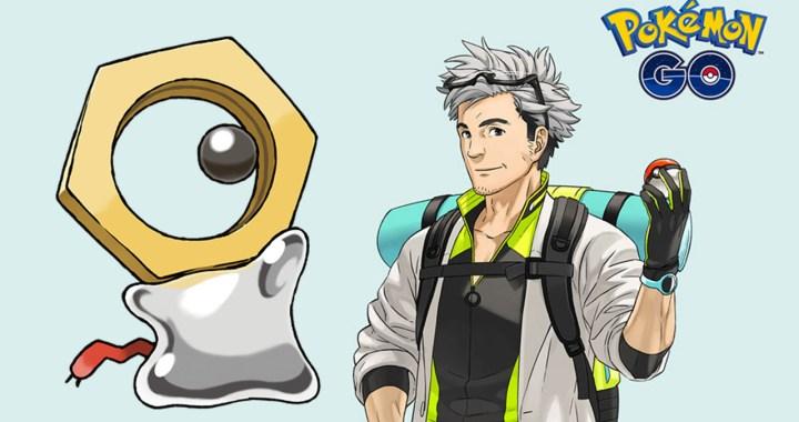 Pokémon GO: Meltan!