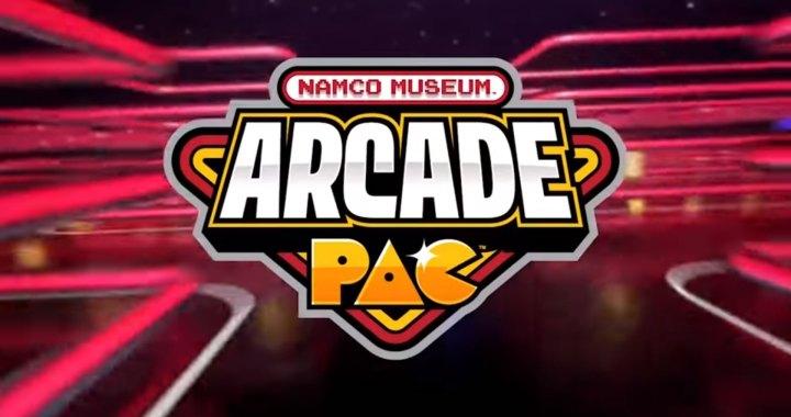 NAMCO MUSEUM™ ARCADE PAC