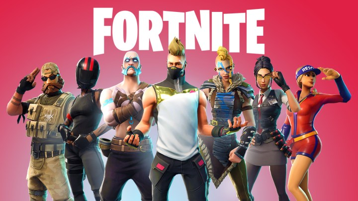 Nintendo Switch: Fortnite