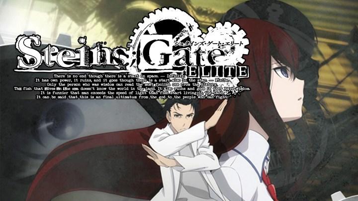 Steins;Gate Elite