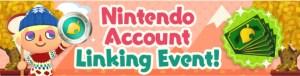 Nintendo Account Linking Event!