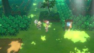 Pokémon: Let's Go, Pikachu! and Pokémon: Let's Go, Eevee!