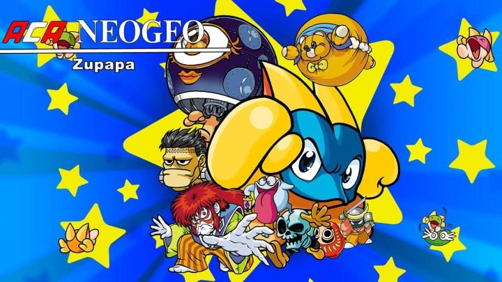 ACA NEOGEO Zupapa!