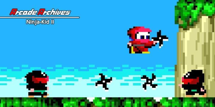 Arcade Archives Ninja-Kid II