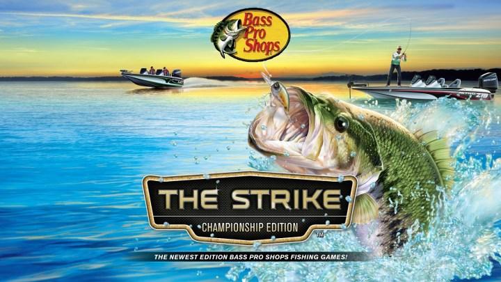 Bass Pro Shops: The Strike – Championship Edition