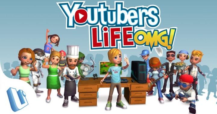 Youtubers Life OMG Version