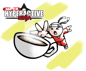 Super Hyperactive Ninja