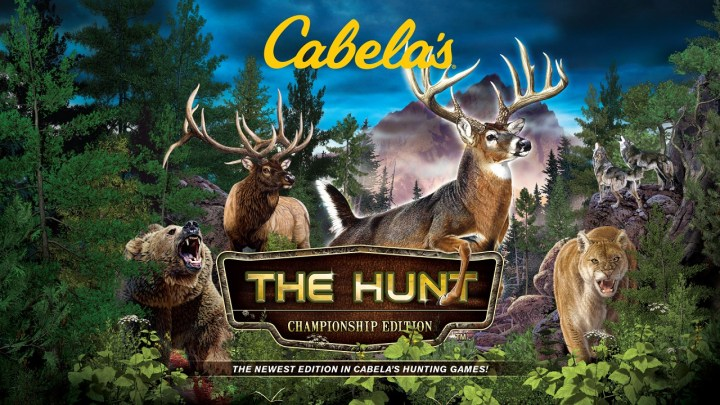 Cabela's: The Hunt – Championship Edition