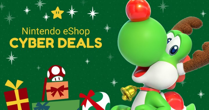 Nintendo Cyber Monday Deals 2018