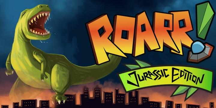 Roarr! Jurassic Edition