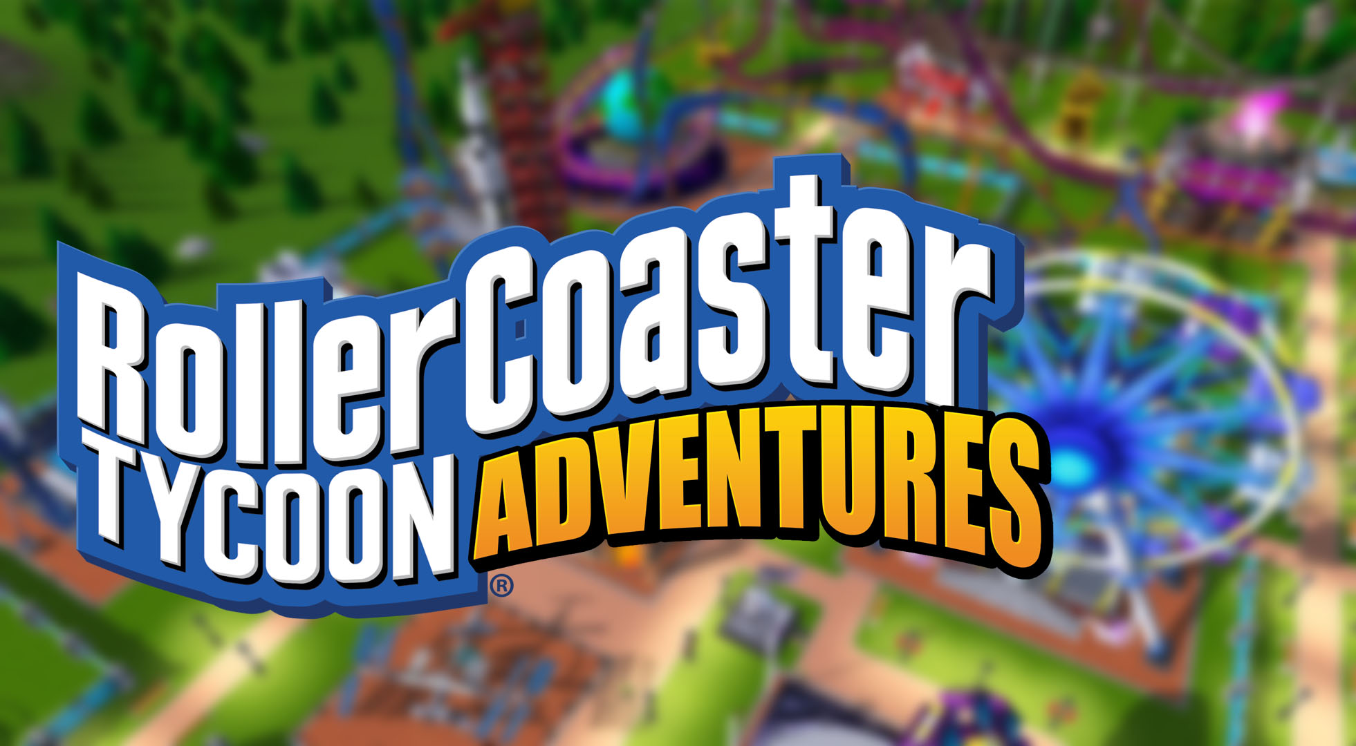 Atari Announces RollerCoaster Tycoon Adventures – All-New
