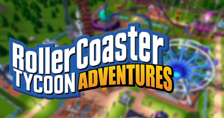 Atari Announces RollerCoaster Tycoon Adventures – All-New Entry in