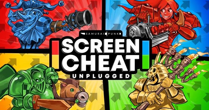 Screencheat: Unplugged