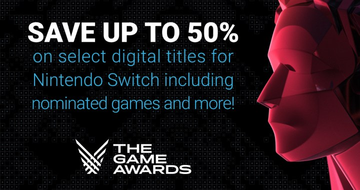 Celebrate The Game Awards with Winning Deals on Select Digital Titles for Nintendo Switch