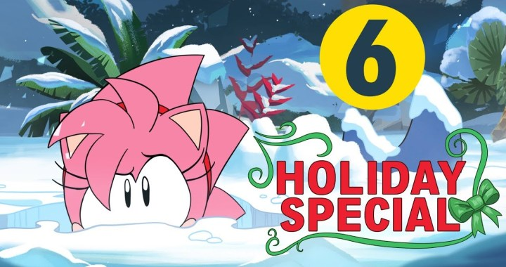 Sonic Mania Adventures: Holiday Episode