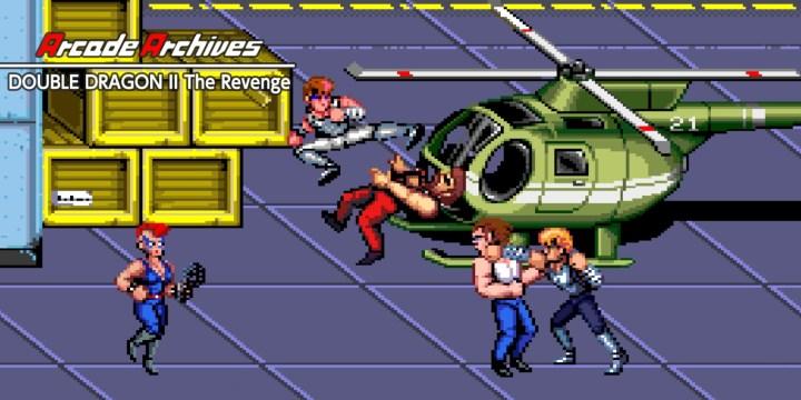 Arcade Archives DOUBLE DRAGON II The Revenge