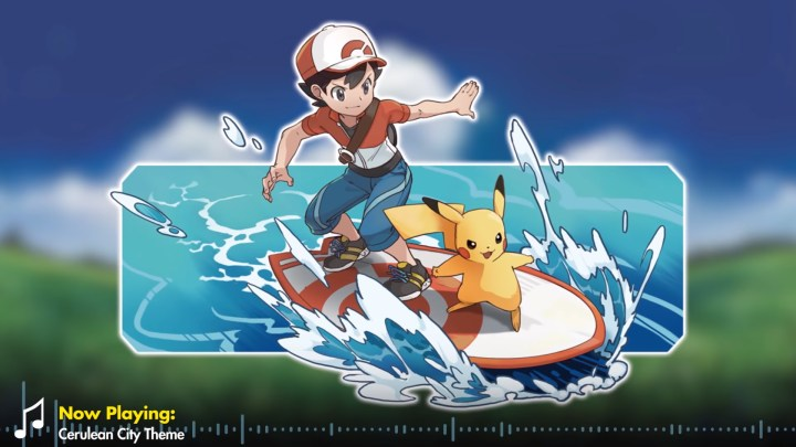 Pokémon: Let's Go, Pikachu! & Pokémon: Let's Go, Eevee! Super Music Collection