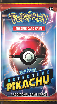 Detective Pikachu Booster