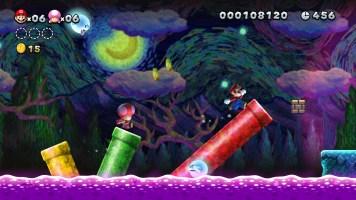 ew Super Mario Bros. U Deluxe