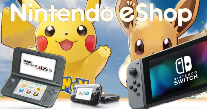 Nintendo Download, Feb. 21, 2019: Try Pokémon Before You Buy!