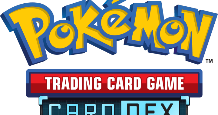Pokémon TCG Card Dex Mobile App