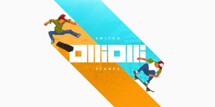 OlliOlli: Switch Stance