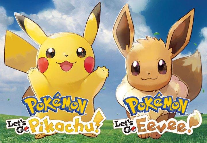 Pokémon: Let's Go, Pikachu!/Pokémon: Let's Go, Eevee!– Demo Version
