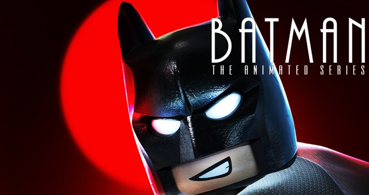 Batman: The Animated Series Level Pack
