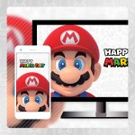 My Nintendo is offering Mario Day wallpapers