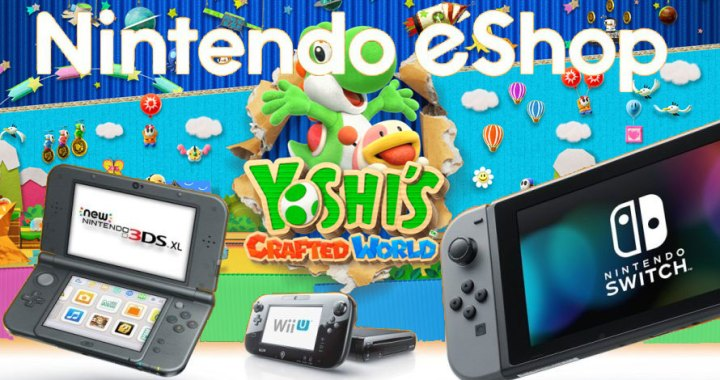 Nintendo Download, March 28, 2019: Get Crafty with Yoshi