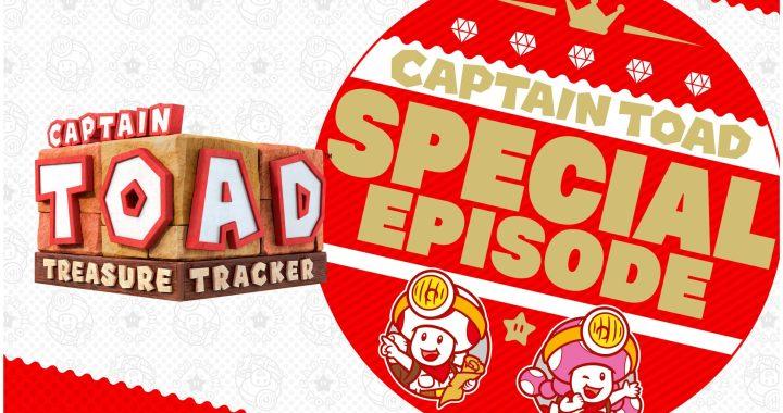 DLC Captain Toad: Treasure Tracker – Special Episode