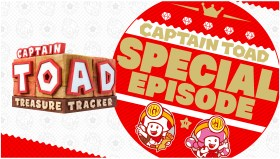 DLC Captain Toad: Treasure Tracker – Special Episode