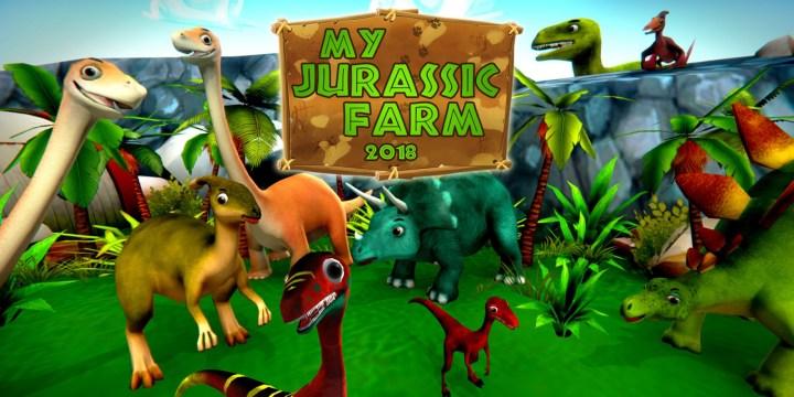 My Jurassic Farm 2018