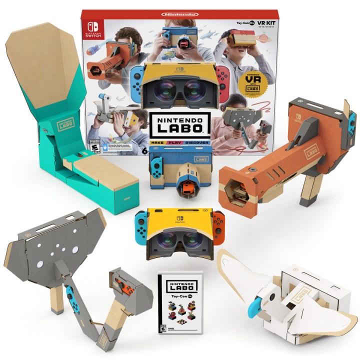 Nintendo Labo VR Kit - Full Set