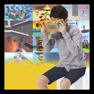 Nintendo Labo VR Kit - VR Plaza