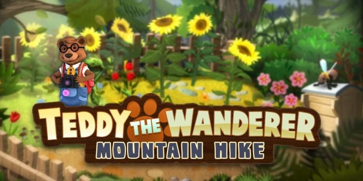 Teddy The Wanderer: Mountain Hike