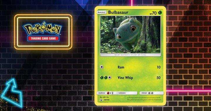 TCG Bulbasaur