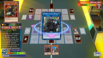 Yu-Gi-Oh! history with Yu-Gi-Oh! Legacy of the Duelist: Link Evolution on Nintendo Switch