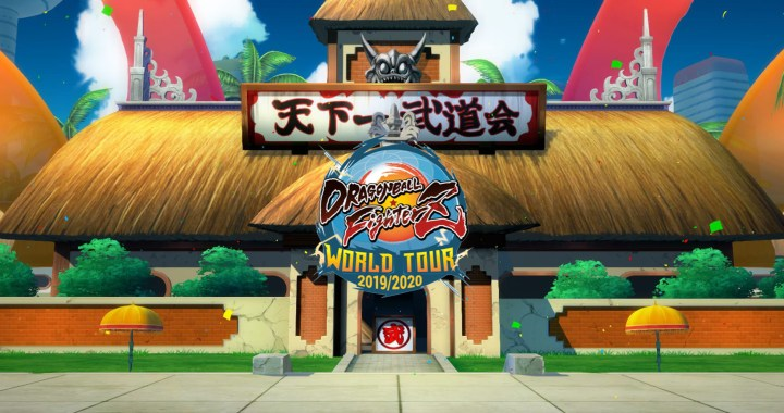 DRAGON BALL FighterZ - World Tour 2019/2020