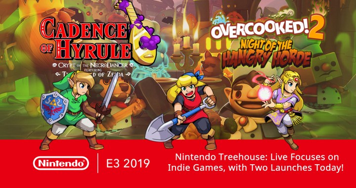 Nintendo Treehouse: Live Focuses on Indie Games, with Two Launches Today!
